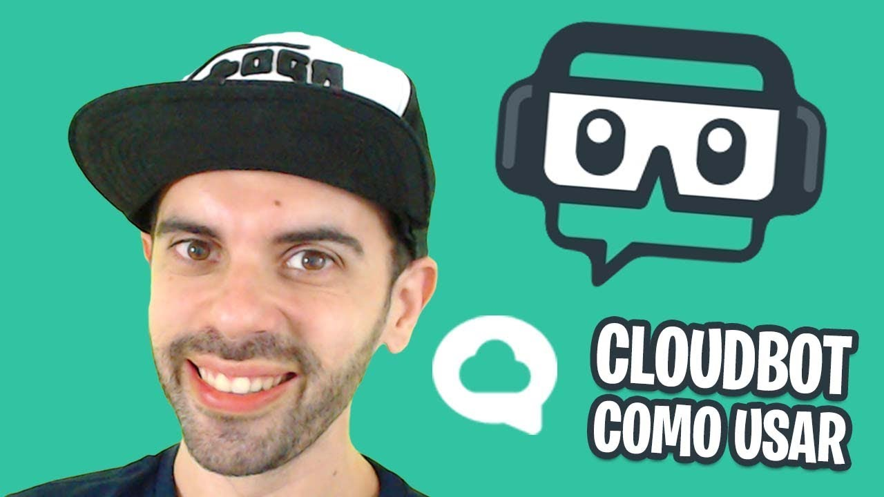 COMO CONFIGURAR o CLOUDBOT no STREAMLABS OBS