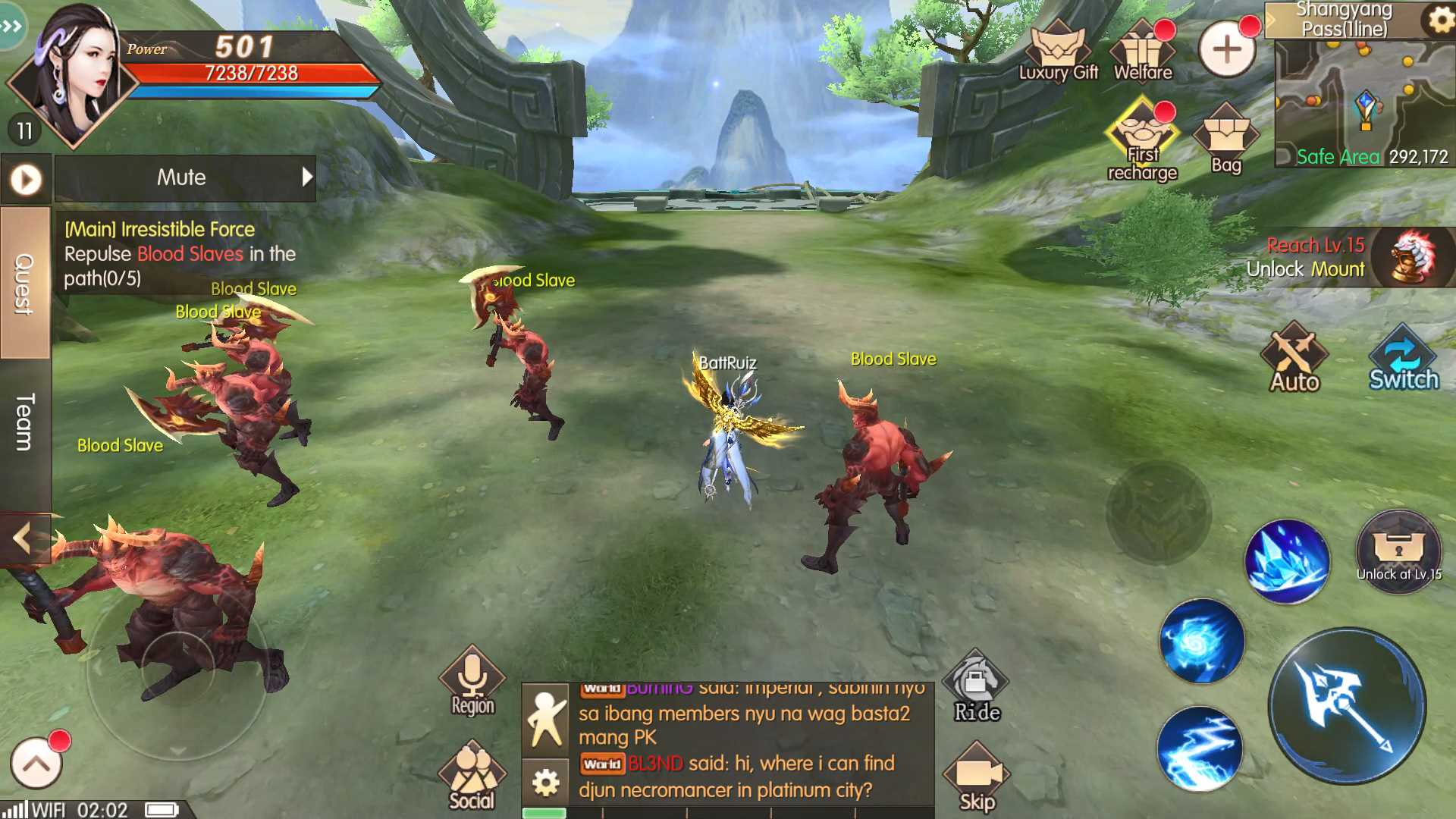 Ancient Legend:Mountains And Seas