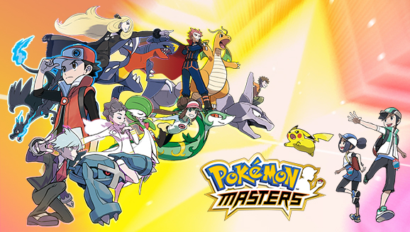 Pokemon Masters Android