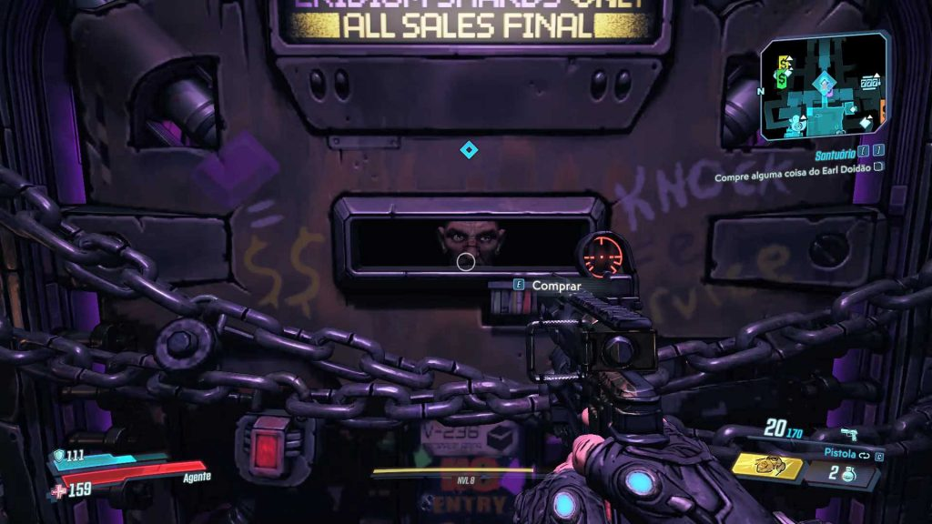 borderlands 3 armas review