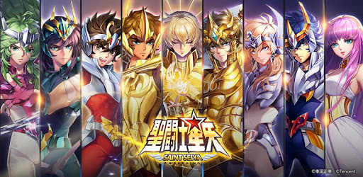 saint seiya awakening level